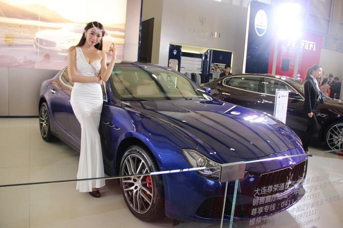 玛莎拉蒂意大利豪华汽车制造商